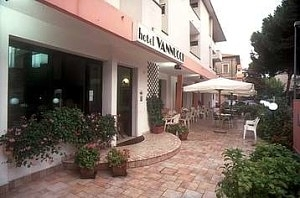 Hotel Vannucci Rimini
