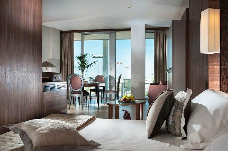Waldorf Suite  Hotel Rimini