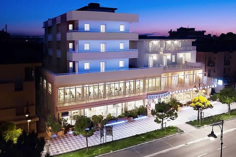 Hotel Nettuno Cesenatico