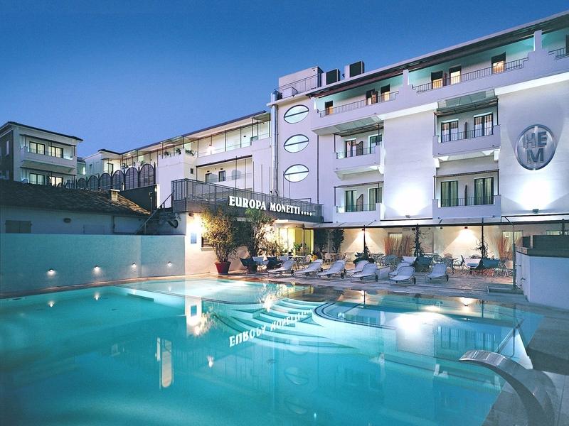 Hotel Cervia Con Piscina Sul Mare