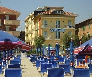Hotel il Gabbiano sul mare Bellaria Igea Marina